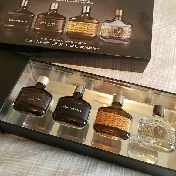 John Varvatos Accessories Fragrance Collection Poshmark